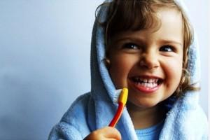 Tandheelkundige controle van het gebit bij kinderen vanaf 2 jaar